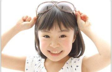 新井美羽,子役
