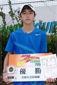 iwakamisyunya,tennis