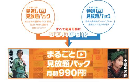 NHKオンデマンドプラン